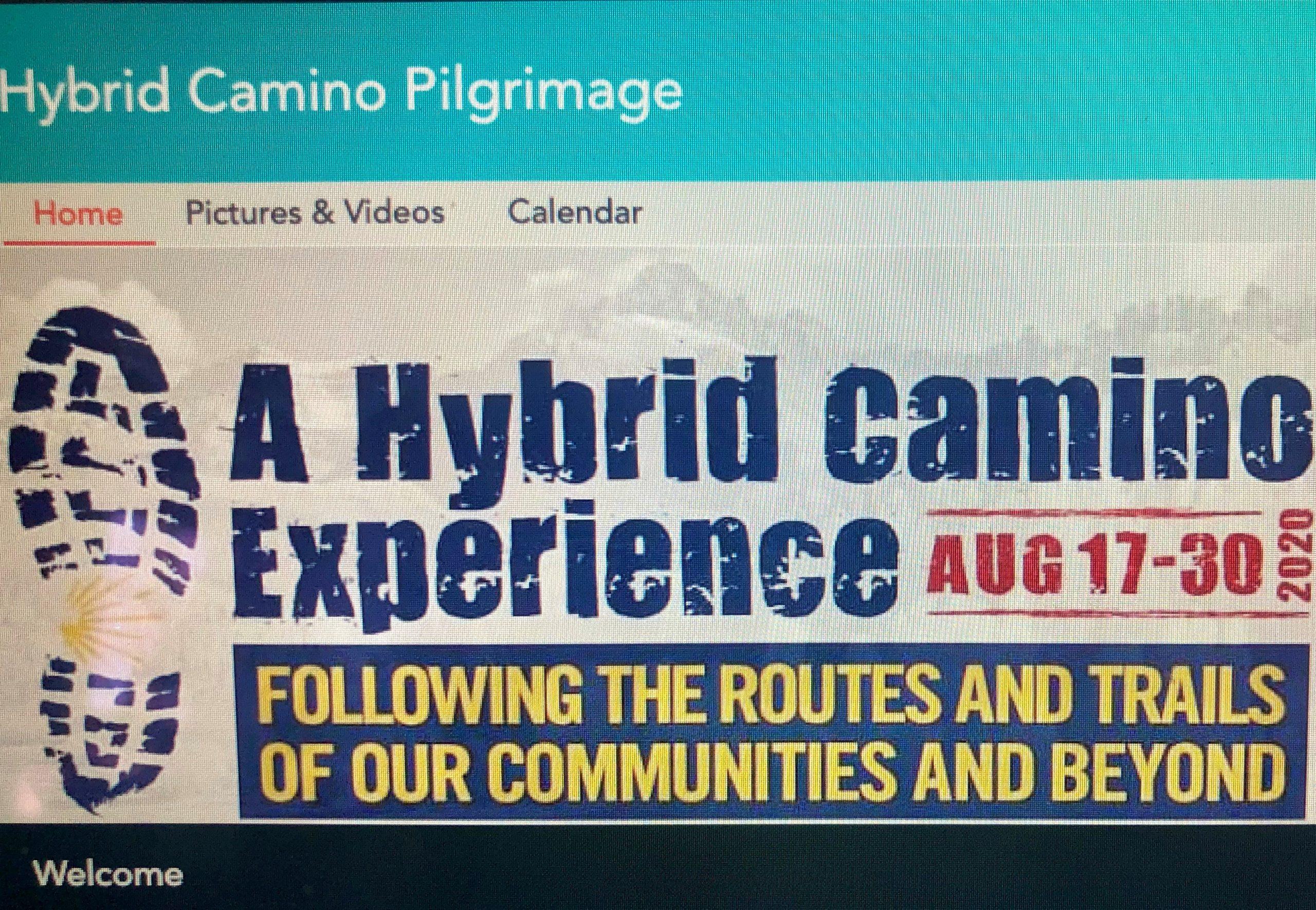 Episcopal Church in Colorado - 2020 Virtual Camino